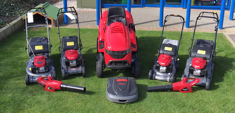 The Honda Name Is Synonymous With Quality And Reliability And Honda Lawn  And Garden And Honda Power Equipment Are No Different And We At Denbigh  Plant ...