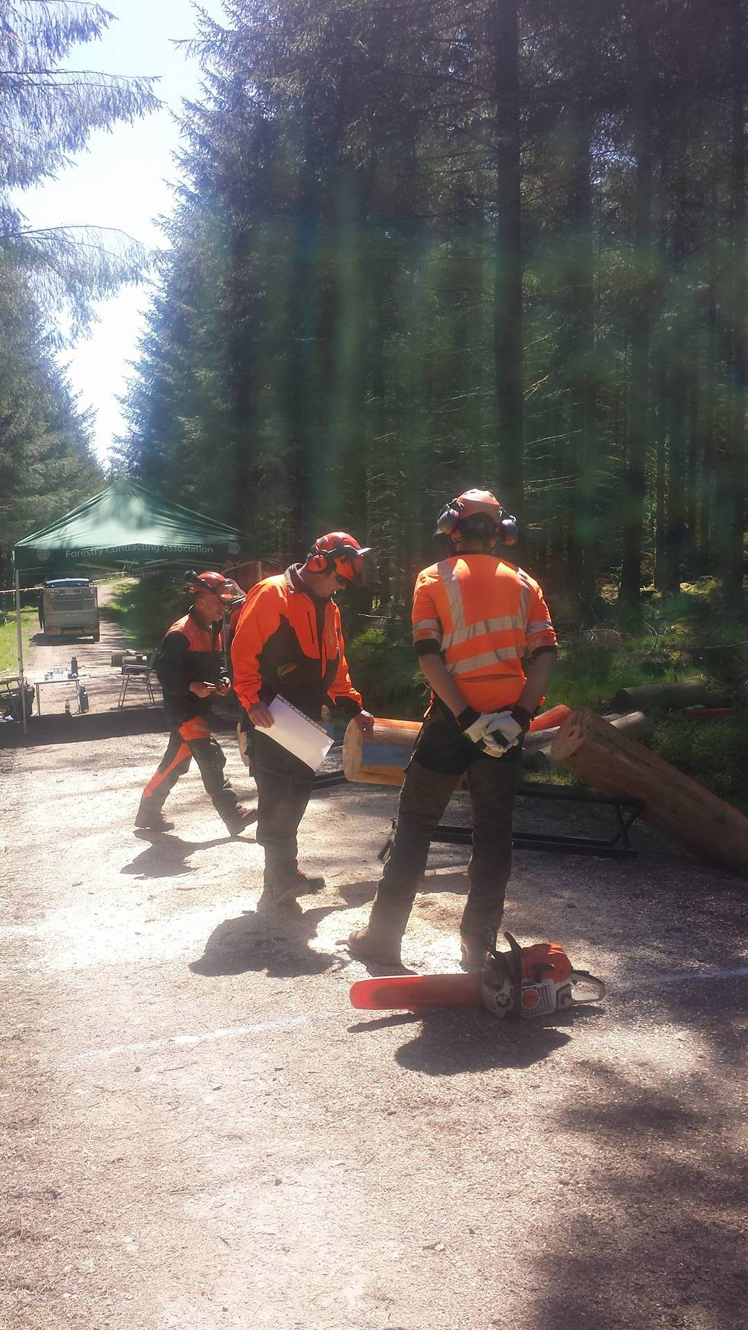 Dps Supply Chainsaw Competition Kit Denbigh Plant Services