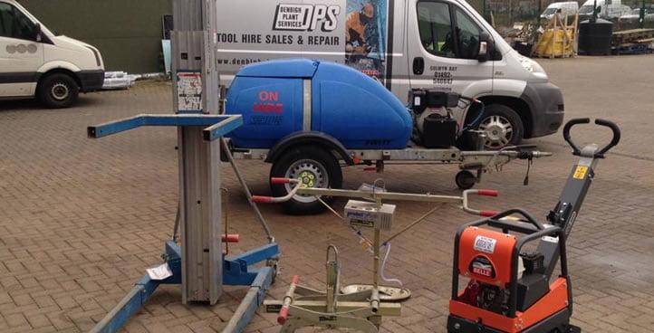 Hire Tools & Equipment