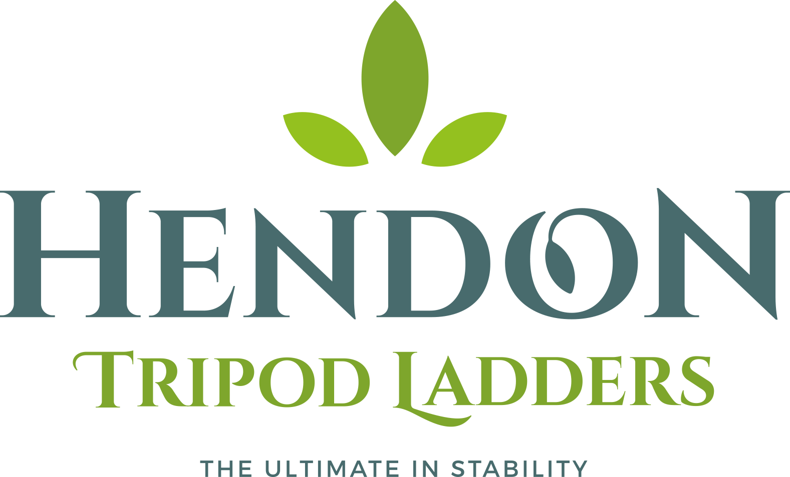 Hendon Tripod Ladders - The Ultimate in Stability Logo