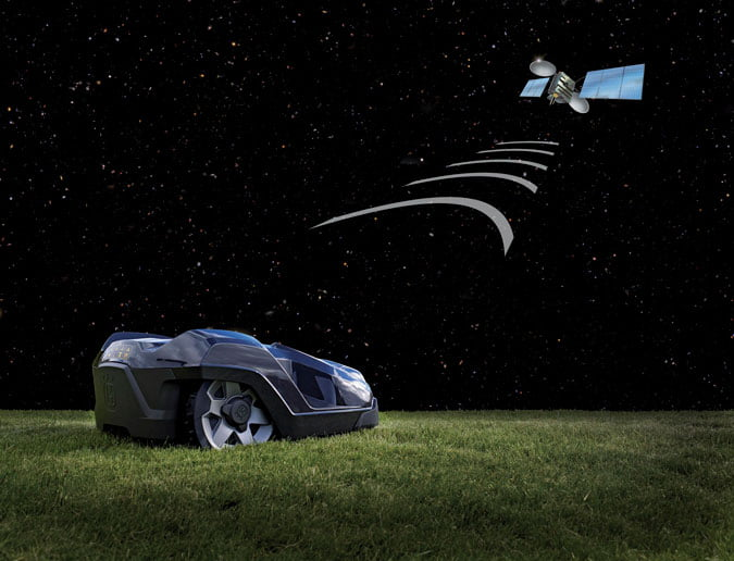 automower GPS sensor 430x
