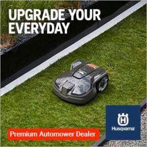 upgrade your everyday, premium automower dealer wales